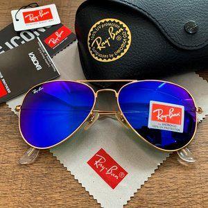 RB3025 Rayban Aviator sunglasses